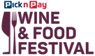 Pick n Pay Wine and Food Festival Logo